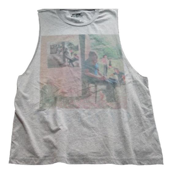 Camiseta Esqueleto Pink Floyd Import Rock Activity Talla Xl