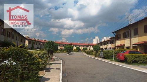 Imagem 1 de 25 de Sobrado Residencial À Venda, Jardim Pirituba, São Paulo. - So1012