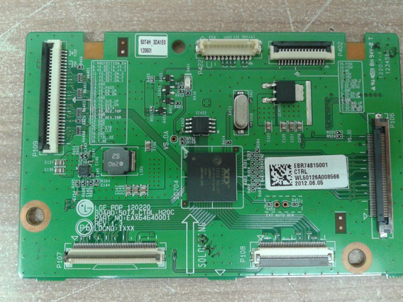 Placa T-con Lg50pa4500 / Ebr74815001 Usada
