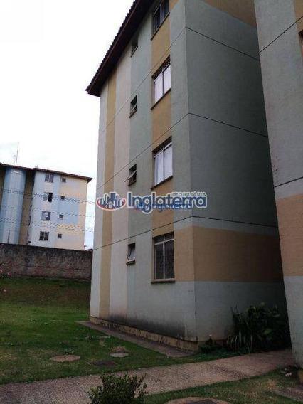 Apartamento Com 2 Dormitórios À Venda, 50 M² Por R$ 100.000,00 - Nova Olinda - Londrina/pr - Ap0301