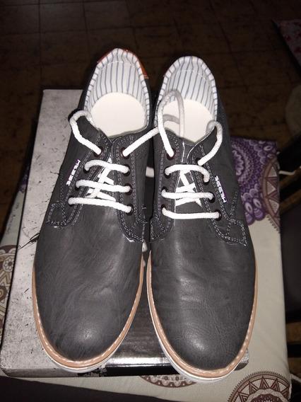 Zapatos De Hombre Acordonados Nuevos Super Calidad Liquido!