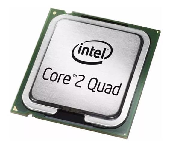 Processador Core 2 Quad Q6600 + Pasta