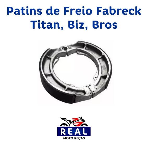 Patins Freio Titan 125/150