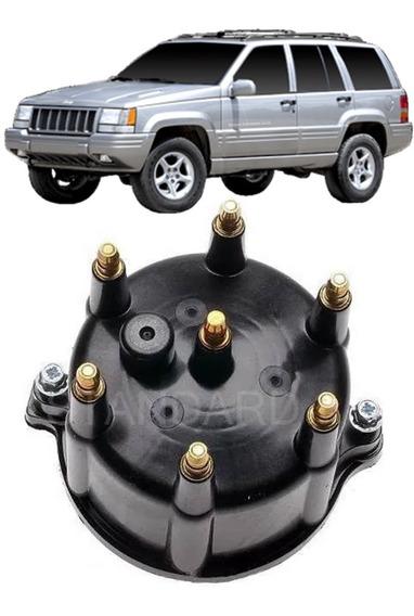 Tampa Do Distribuidor Jeep Cherokee 4.0 6cc 1993 A 1998