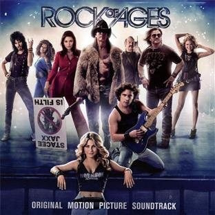 Rock Of Ages - Banda Original De Sonido (cd)