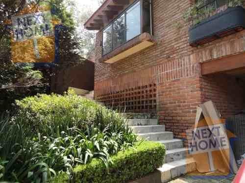 Renta Casa En Condominio Bosque De Las Lomas