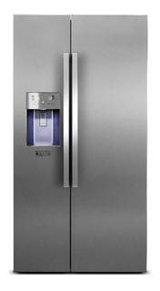 Heladera no frost Siam HSI-SB71 acero inoxidable con freezer 620L 220V