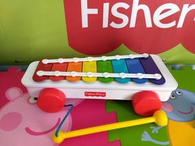 Fischer Price Lote 3 Brinquedos Matel