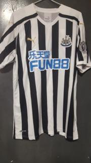 Camisa Newcastle Shearer Temporada 2018/2019