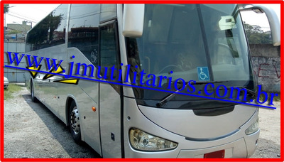 Irizar Century Ano 2012 Scania K310 46 Lg Completo Jm Cod.61
