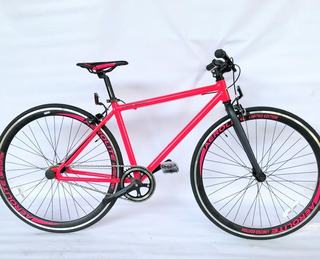 Bicicleta Urbana - Fire Bird Fixed - Rodado 28