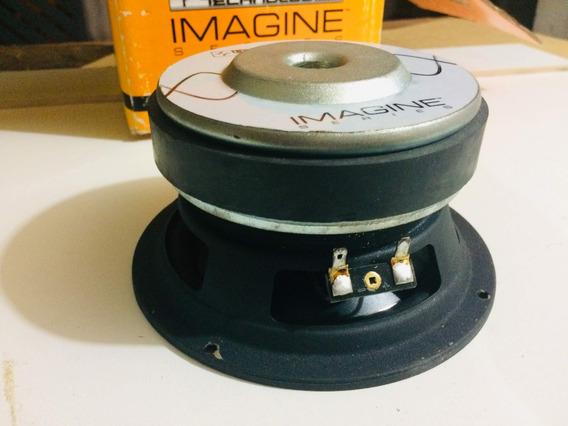 Subwoofer Hybrid Audio I6 Sw 6,5 75 W Rms P/sound Quality