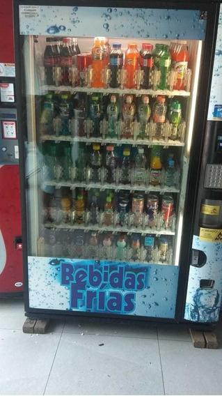 Máquina Vending De Bebidas Y Refrescos Dixie Narco Bevmax 4