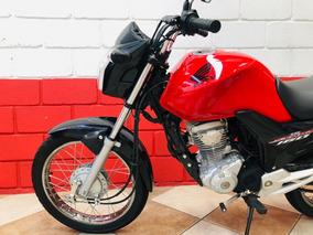 Honda Cg 160 Start - 2019 - Finaiciamos - Km 2.000