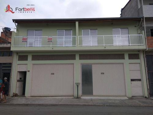 Casa Com 6 Dormitórios À Venda, 236 M² Por R$ 750.000,00 - Laranjeiras - Caieiras/sp - Ca0566