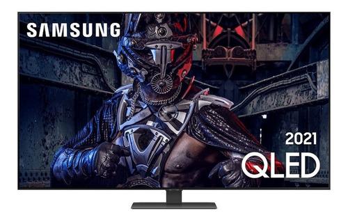 Imagem 1 de 7 de Smart Tv 65 Pol 4k Qled Wifi Processador Quantum Samsung