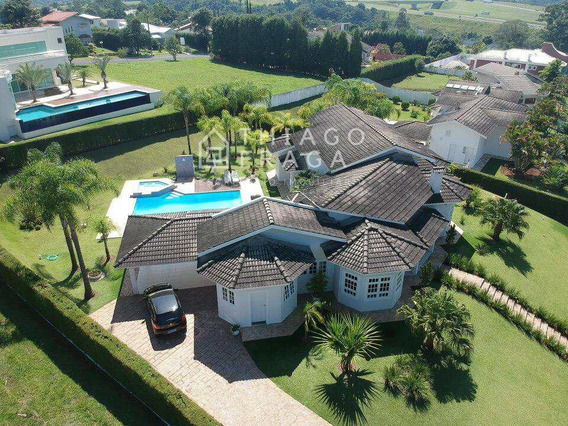 Casa De Condomínio Com 4 Dorms, Parque Village Castelo, Itu - R$ 1.25 Mi, Cod: 834 - V834