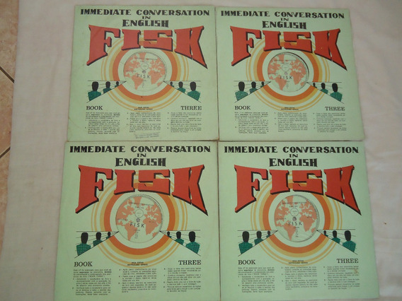 Lps - Immediate Conversation In English - Completa - 08 Lps