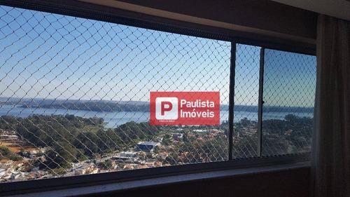 Apartamento À Venda, 189 M² Por R$ 900.000,00 - Cidade Dutra - São Paulo/sp - Ap16055