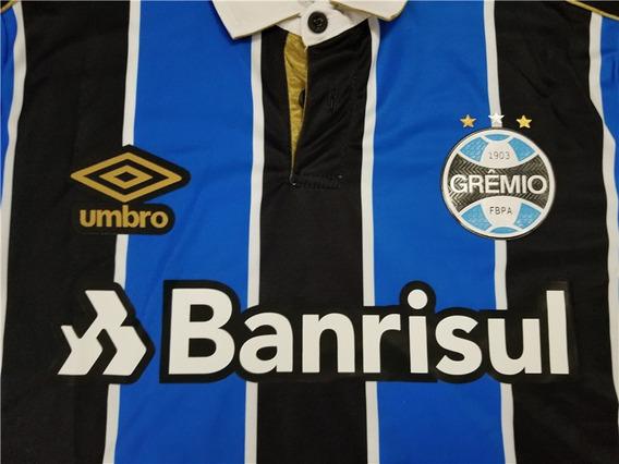 Camiseta Gremio Copa Libertadores 2019/20 !!!