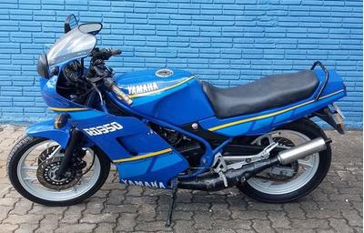 Rd 350 Azul 1990 Toda Original