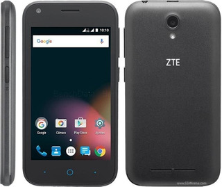 Zte Blade A110 - 8mp 4g 8gb Dual Chip Android - Mostruário