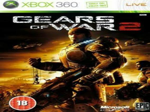 Gears Of War 2 Xbox360 Midia Digital