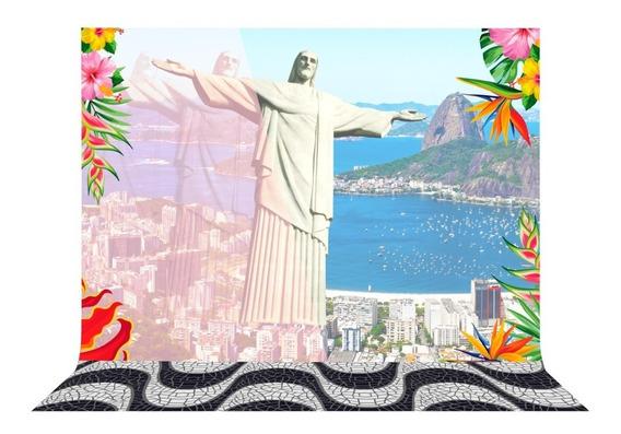 Fundo Fotográfico Newborn Gestante Rio De Janeiro 1,55x2,20m