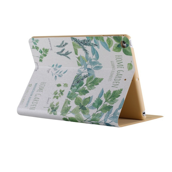 Capa- Case iPad -2017-novo iPad E Para iPad Air 1/2