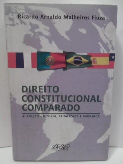 Direito Constitucional Comparado - Ricardo Arnaldo 4ª Edição