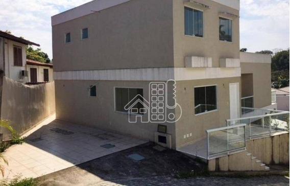 Excelente Casa # Quartos Sendo 1 Suite Em Condominio Fechado Com Piscina ! - Ca0952