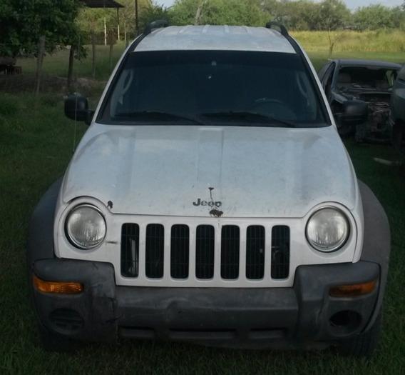 Jeep Liberty 2002 ( Para Partes Y Refacciones ) 2002 - 2007