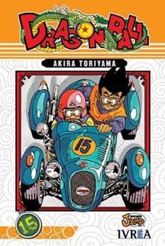 Dragon Ball 15 - Akira Toriyama