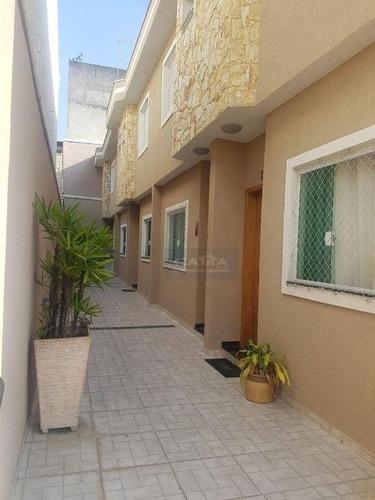 Imagem 1 de 30 de Sobrado Com 2 Dormitórios À Venda, 60 M² Por R$ 270.000  Rua Antônio Maria Bessa, 398 - Cidade Líder - São Paulo/sp - So14045