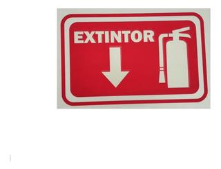 Señal De Seguridad Evacuación Protección Civil Luminosa