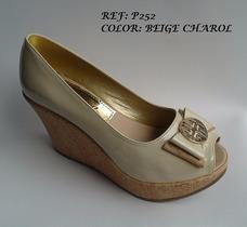 Sandalia Tacon Alto Zapato Mujer Dama En Charol Envio Gratis 2573edab5e8c
