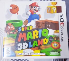 Super Mario 3d Land Para Nintendo 3ds 2ds