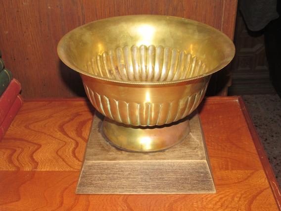 Antiguo Trofeo De Bronce