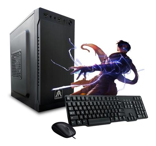 Pc Gamer Cpu Ryzen 3 3200g Rx Vega 8 8gb Ram Ssd 240gb P1