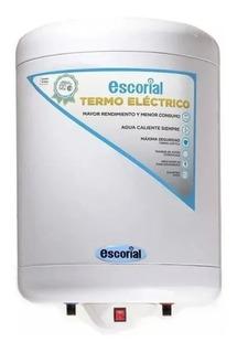 Termotanque Escorial 55lts Electrico Carga Inferior