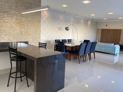 Imagem 1 de 18 de Casa À Venda No Residencial Belvedere Ii, Em Votorantim -sp - 3158 - 68816099
