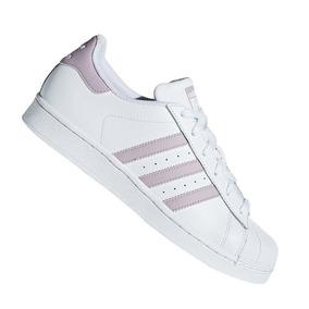 4709117627a Teni Adida Superstar W - Adidas no Mercado Livre Brasil