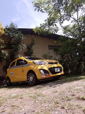 Kia Picanto Taxi Picanto 2014