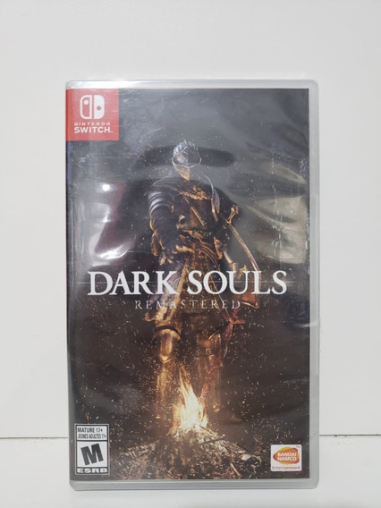 Dark Souls Remastered - Switch - Midia Fisica