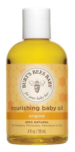 Aceite Nutritivo Baby Bee De Burts Bees 118ml