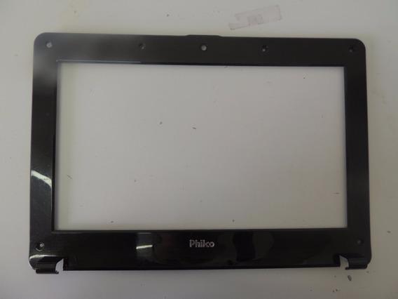 Carcaça Moldura Da Tela De Netbook Philco 10a P123lm (9823)
