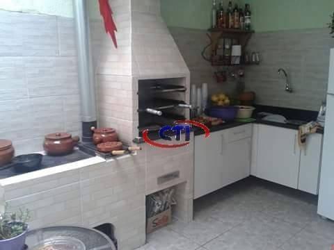 Imagem 1 de 13 de Casa  À Venda, Rudge Ramos, São Bernardo Do Campo. - Ca0201