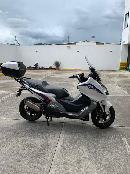 Bmw C650 Sport Perfecto Estado!