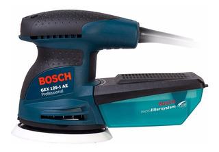 Lijadora Excentrica Bosch Gex 125-1 Ae De 250 W Envío Gratis