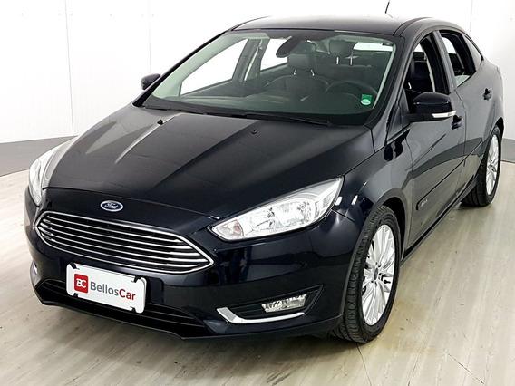 Ford Focus 2.0 Se Fastback 16v Flex 4p Powershift 2015/2...